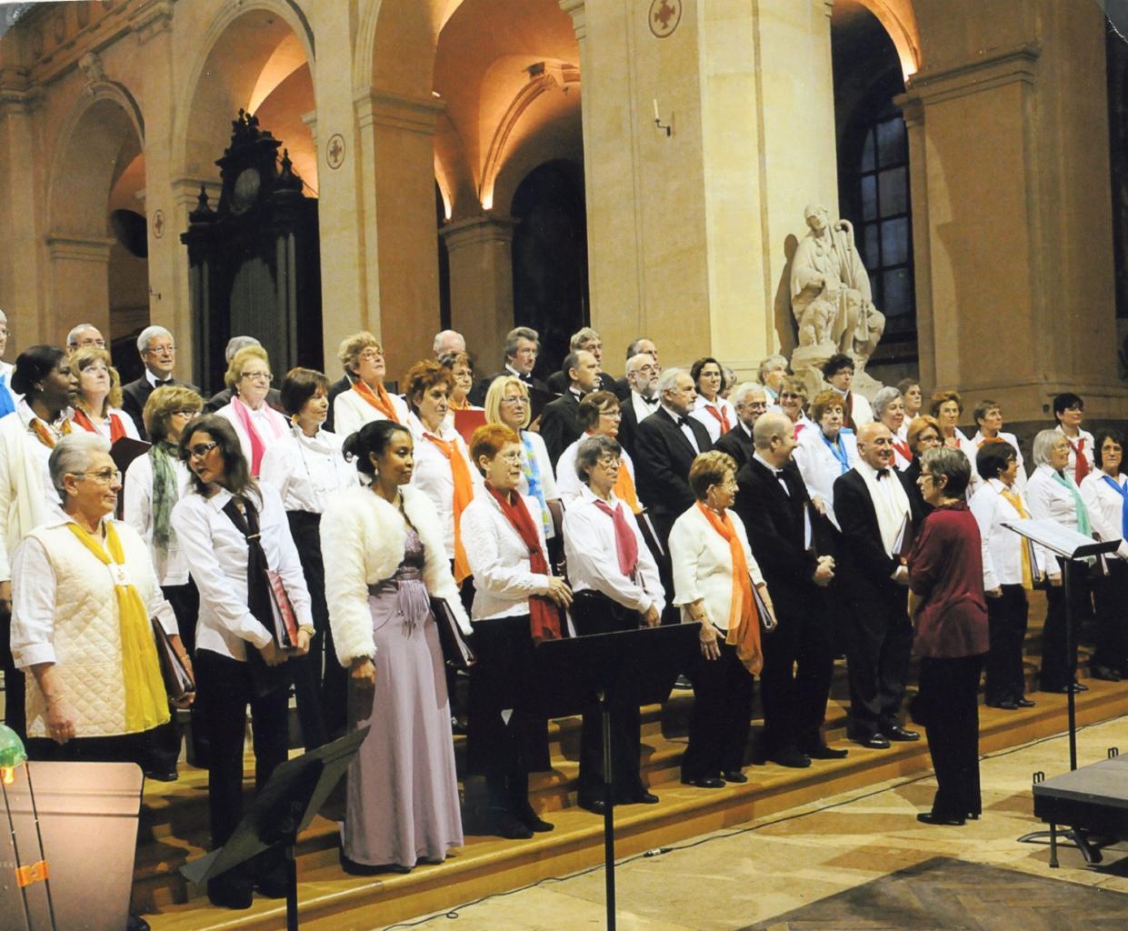 Les heures musicales de Saint Roch Noël 2011