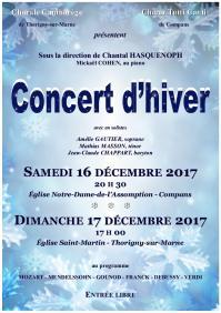 Affiche a4 concerts 16 et 17 dec 2017