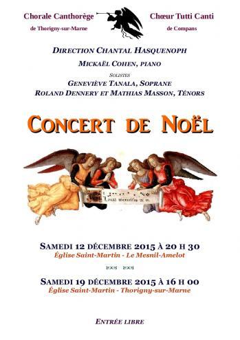 Affiche noel 2015 mesnil et thorigny