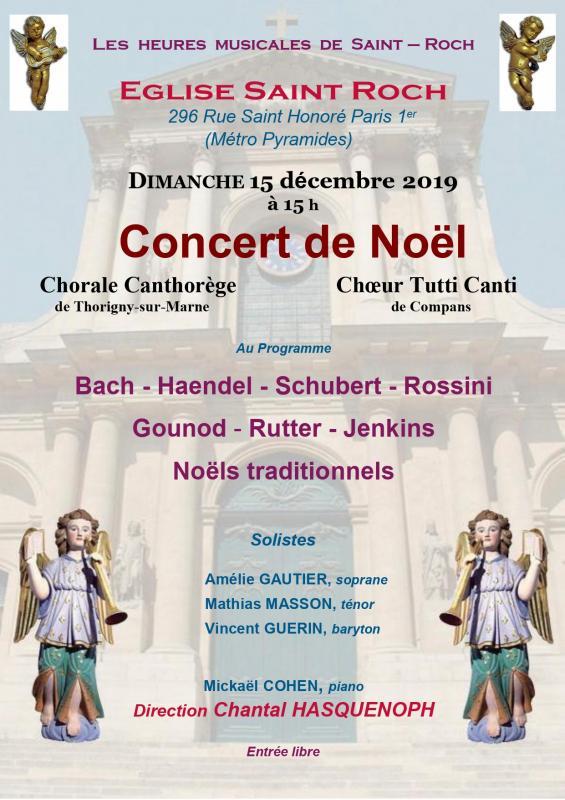 Affiche saint roch 15 12 2019
