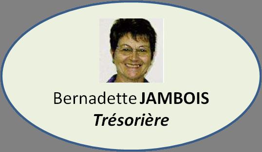 Bernadette jambois