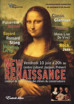 Conservatoire concert 10 06 16