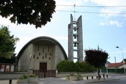 Eglise notre dame de la paix villeparisis