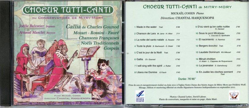 Pochette cd2 juin 2011