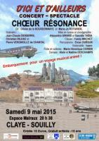 Resonance concert 9 mai 2015