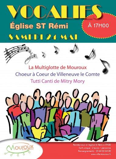 Vocalies 2014 de Mouroux