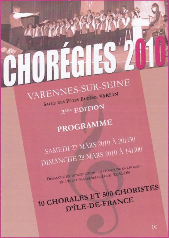 2010-2ème Chorégies à Varennes sur Seine