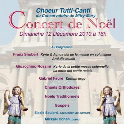 2010 - Les heures musicales de St Roch
