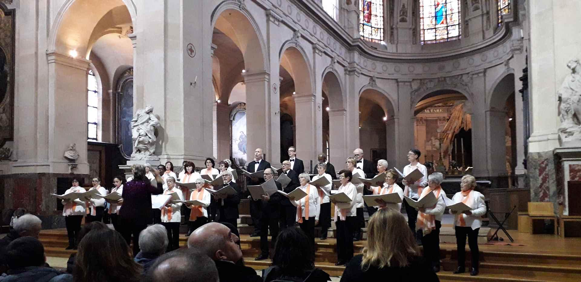Concert Noël 2019 - St ROCH - PARIS