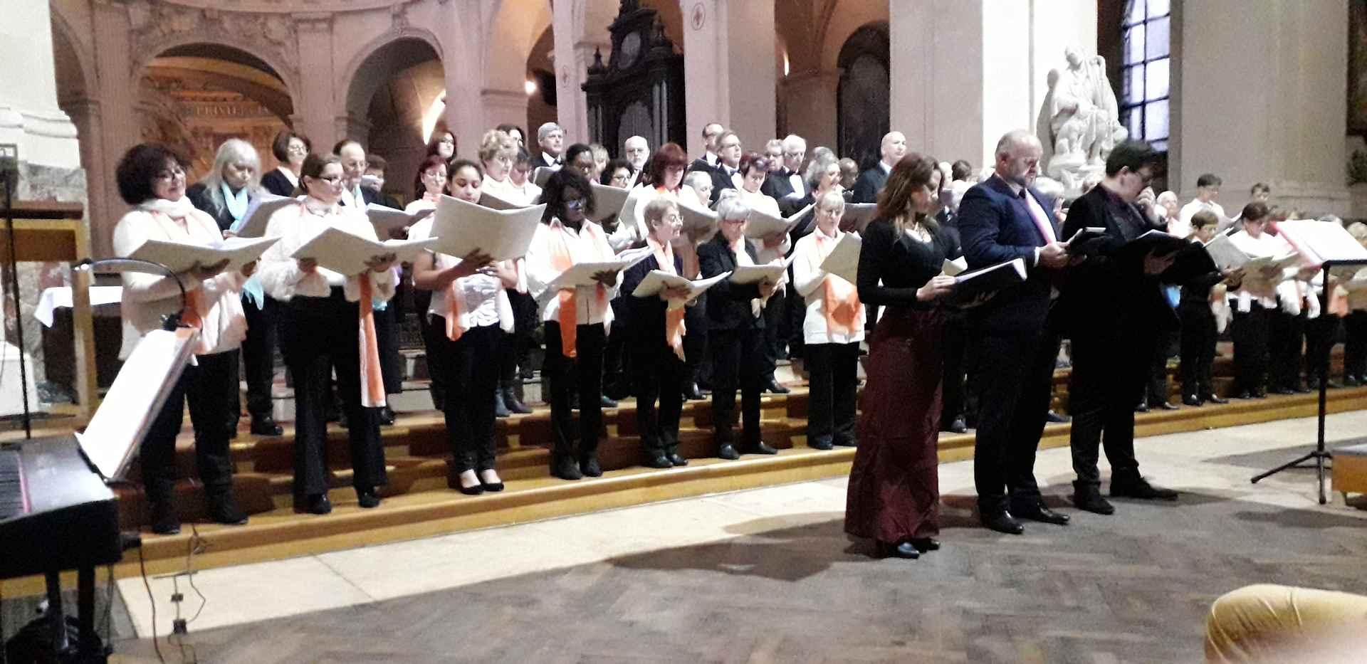 Concert de Noël 2019 - Eglise St Roch - PARIS