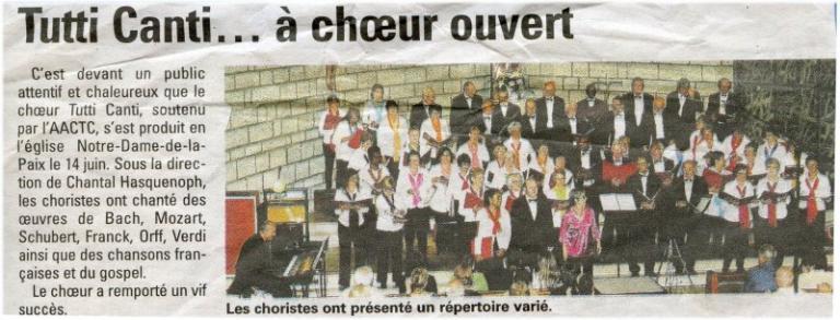 Juin 2013 - La Marne