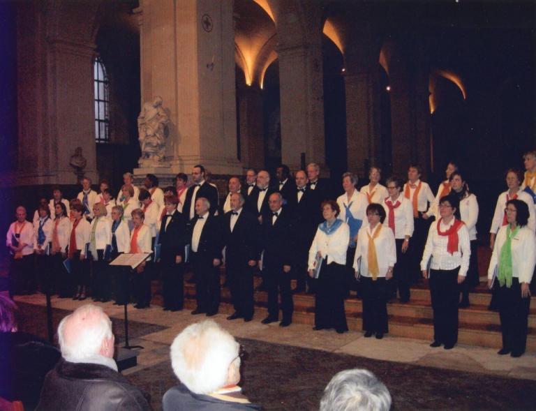 2010 - Noël - Les heures musicales de Saint Roch