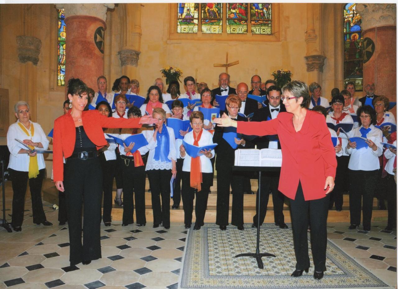 2010/06 - Concert Tutti Canti à Tremblay en France