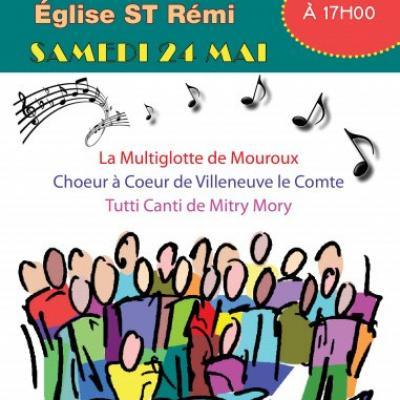 24/05/2014 - Vocalies de MOUROUX